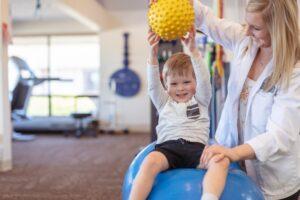 Fisioterapia Crianças